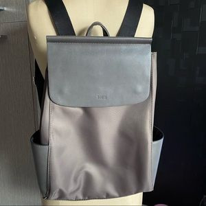 Roots Nylon & Leather Backpack